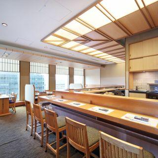 A photo of Ginza Sushi Ko Marunouchi Building restaurant