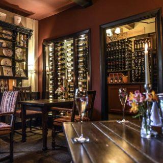 A photo of Shibden Mill Inn restaurant
