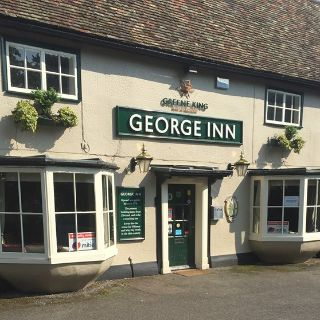 A photo of The George Inn restaurant