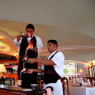 Una foto del restaurante El Panorama