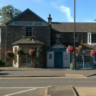 A photo of The Westerton Arms restaurant