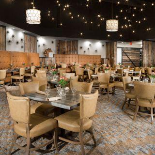 A photo of Overlook Restaurant & Lounge restaurant