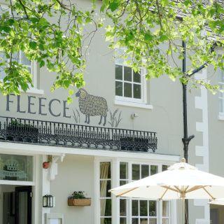 Een foto van restaurant The Fleece Witney
