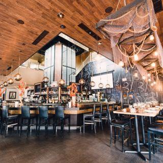 Una foto del restaurante OSETRA Seafood & Steaks