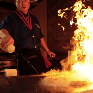A photo of KOBE Japanese Steak House - Lanham restaurant