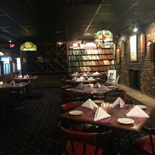 A photo of Library IV restaurant