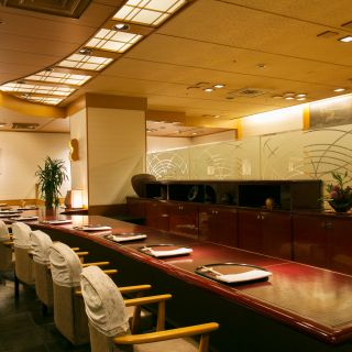 A photo of Nakanoshima Nadaman restaurant