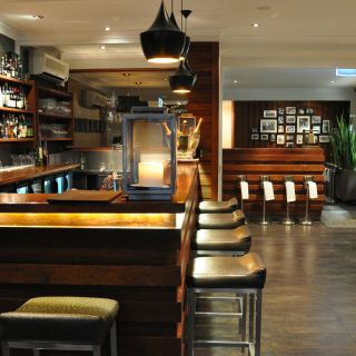 A photo of Black Hide Steakhouse - Gambaro Hotel - Caxton Street restaurant
