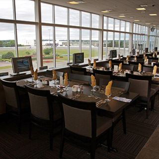 A photo of Red Shores Racetrack & Casino - Top of the Park restaurant