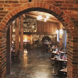 A photo of Foxfire at The Stone Barn restaurant