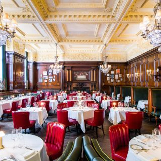 A photo of Simpson's In The Strand restaurant