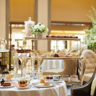 Afternoon Tea at Corinthia Londonの写真