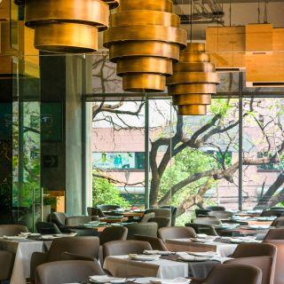 Una foto del restaurante Cassatt