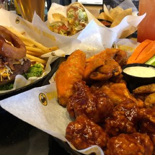 Buffalo Wild Wings - Fitchburg
