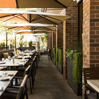 A photo of Zinfandel Grille - Sacramento restaurant