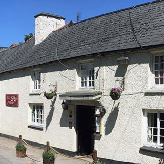A photo of The Fox and Hounds Llancarfan restaurant