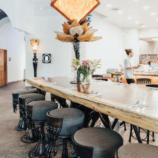 A photo of Zocalo - University Village restaurant