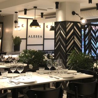 A photo of Alessa Trattoria restaurant
