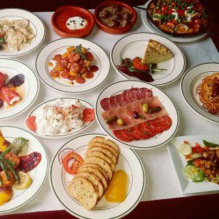 A photo of Cafe Marbella Tapas restaurant
