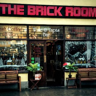 A photo of The Brick Room restaurant