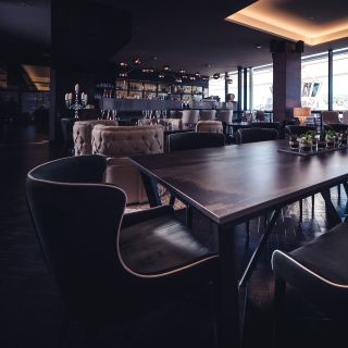 A photo of The Lounge Bar by Frogmore Creek restaurant