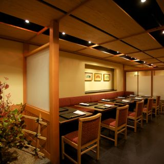 A photo of Hakubai - The Kitano Hotel New York restaurant