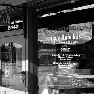 Cafe Rabelaisの写真