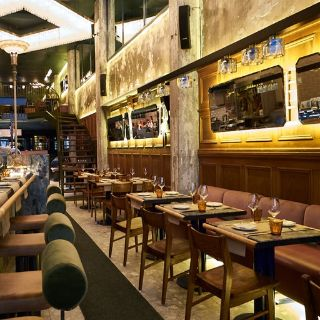A photo of Ibérica restaurant