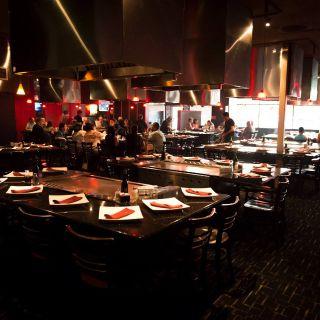 A photo of Mizu Steakhouse - Covington restaurant