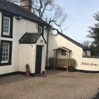A photo of Aikton Arms restaurant