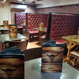 A photo of Bar B Que restaurant
