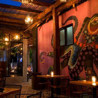 Una foto del restaurante Ukami Tulum
