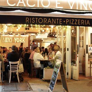 A photo of Cacio e Vino restaurant