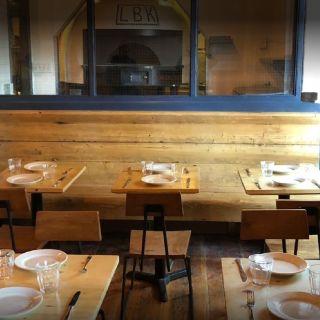 Una foto del restaurante LBK
