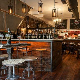 A photo of Luzzo's BK restaurant