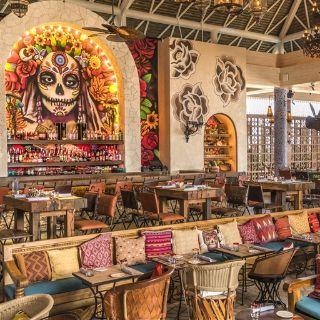 Una foto del restaurante Casa Calavera