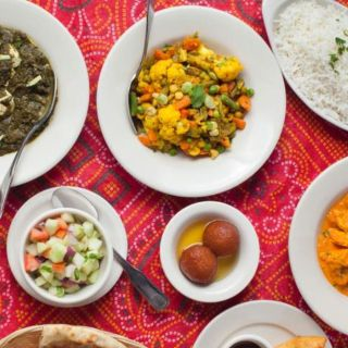 A photo of All India Cafe - Glendale restaurant