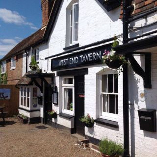 A photo of West End Tavern, Marden restaurant