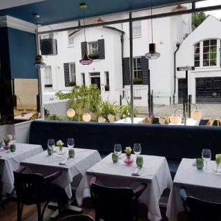 A photo of Chakra Kensington restaurant