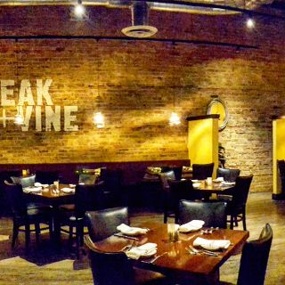 A photo of Steak + Vine restaurant