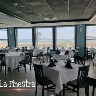 A photo of La Finestra restaurant