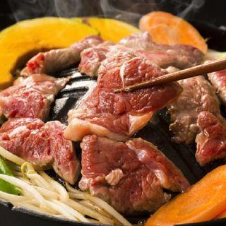 やさいたっぷり 焼肉 ジンギスカン 飯田屋の写真