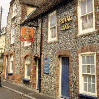A photo of Royal Oak restaurant