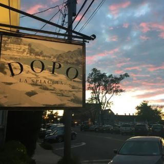 A photo of Dopo la Spiaggia - Sag Harbor restaurant