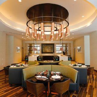 A photo of Overture Restaurant-Art Ovation Hotel restaurant