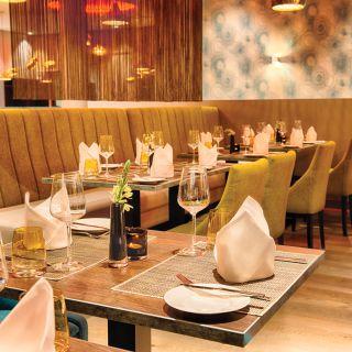 Een foto van restaurant Vitruv Leonardo Royal Hotel Ulm