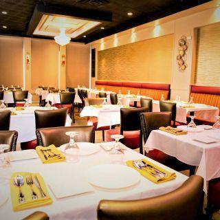 Una foto del restaurante Taj Indian Fusion