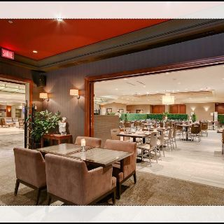 A photo of La Piazza - Sheraton Laval restaurant