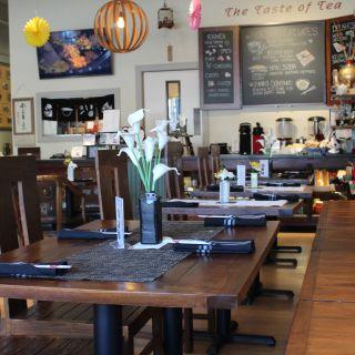 A photo of The Taste of Tea restaurant
