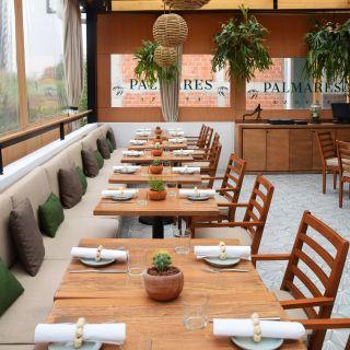 Una foto del restaurante Palmares Azotea